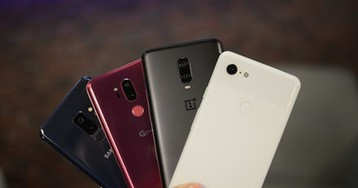 OnePlus 6T vs. Galaxy S9 vs. Pixel 3 vs. LG G7 ThinQ: Camera Shootout