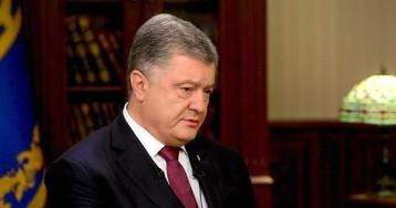 """Порошенко пригрозил санкциями депутатам """"Единой России"""" и ЛДПР"""