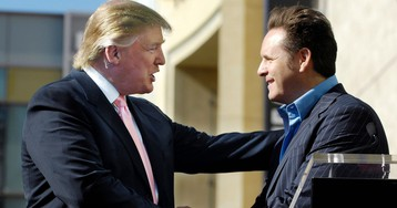 Trump was probably duped in his first meeting with the man who made him president