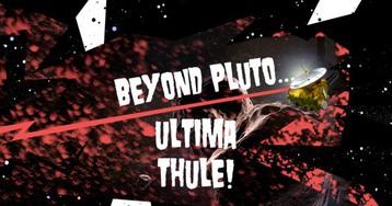 NASA nears object beyond Pluto: Live feeds starting