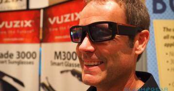 Vuzix Blade smart glasses on sale as a $999 AR eye-upgrade