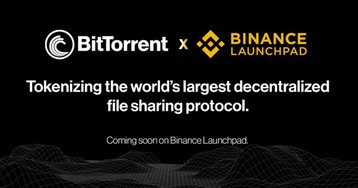 BitTorrent unveils cryptocurrency so users can pay for faster download times