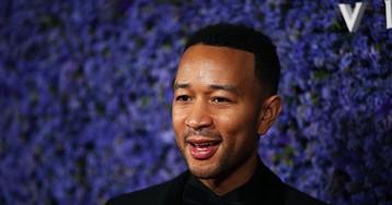 "John Legend Calls R. Kelly ""Serial Child Rapist"""