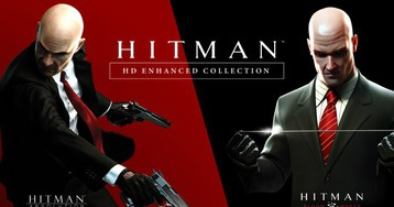 Hitman HD Enhanced Collection gets a surprise release date