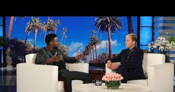 Twitter OUTRAGED At Ellen For Giving Kevin Hart A Pass — What Do YOU Think??