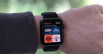 Pandora brings offline music playback to Apple Watch