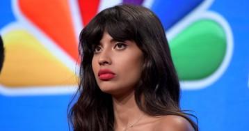 Jameela Jamil's body positivity campaign is very Tahani