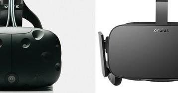 Oculus Rift leads again in Steam's December hardware survey