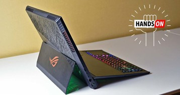 The Asus ROG Mothership Is an Overpowered Surface for Gamers