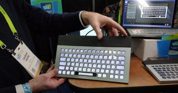 Nemeio e-paper keyboard lets you customize each and every key