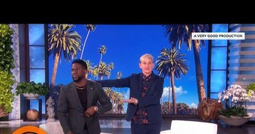 Ellen DeGeneres' Brother Calls Out The Critics Slamming Her For Defending Kevin Hart!