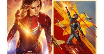 Captain Marvel Special Look clip heralds start of ticket sales