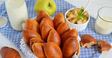 Вкуснейшие пирожки с яблоками