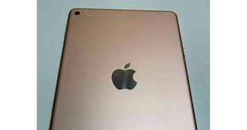 New iPad mini appears in leaked photos