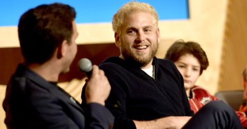 Jonah Hill Shares Inspiring Message About the Power of Art