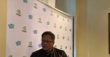 Nvidia CEO: Rival AMD's graphics chip performance is 'underwhelming'