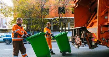 Демпинг против мусора