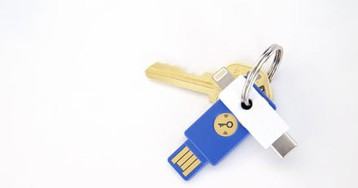 Yubico has a new Lightning-based YubiKey to lock down your iOS devices