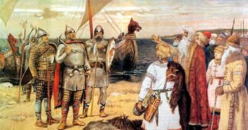 Существовал линасамом деле князь Рюрик икем онбыл?