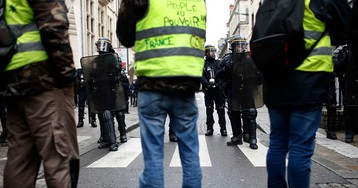 'Yellow vest' protesters vandalize more than half of France's speed cameras, official says