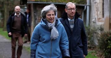 """May exige a los diputados """"que dejen de jugar"""" con el Brexit"""