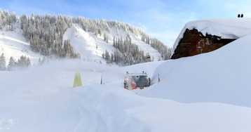 Avalanche kills 3 skiers in Austria as 2 ski patrollers killed in French Alps by avalanche charges