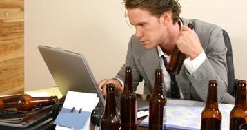 9 явных признаков, которые помогут распознать алкоголика