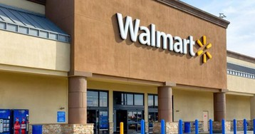 Walmart bans woman who rode cart while drinking wine