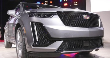 The XT6 is Cadillac's next big thing