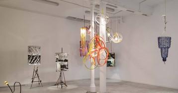 'Luz': cuando una lámpara se convierte en obra de arte, o al revés
