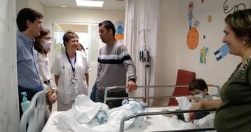 Récord de trasplantes pese al aumento de negativas de donación