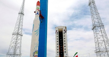 "Iran's satellite launcher isn't ""virtually identical"" to a ballistic missile"
