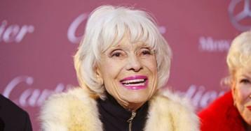Muere Carol Channing, estrella de Broadway, a los 97 años