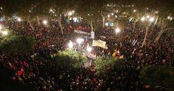 Concentraciones feministas en toda España, en imágenes