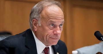 Doug Schoen: Steve King should be ostracized, not ousted