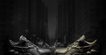 "Mizuno Unveils the Extra Stealthy Wave Rider ""Tech Future"" Pack"