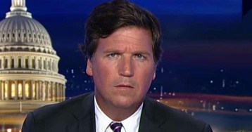 Tucker Carlson: To the left, questioning NATO is treasonous and challenging the status quo is criminal