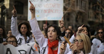 Los médicos de la concertada volverán a la huelga del 18 al 22 de febrero