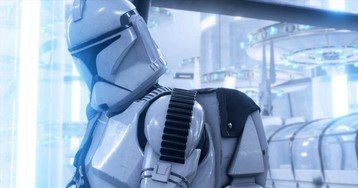 More details about EA's canned Star Wars game surface
