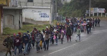 México, el plan B de la caravana