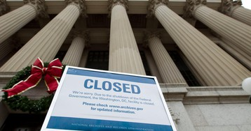 John Stossel: Government shutdown lessons -- We could take a chainsaw to so much of government