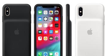 Apple представила Smart Battery Case для iPhone XS, iPhone XS Max и iPhone XR