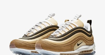 Nike's Packaging-Inspired Air Max 97 Features a Oversized Shipping Label