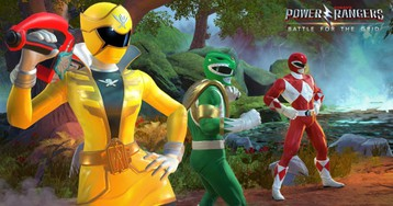 Power Rangers: Battle for the Grid's cross-platform brawls hit PS4, Xbox One, and Switch (updated)