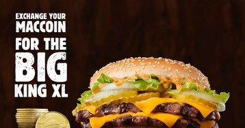 Burger King coming for Big Mac with new XL sandwich