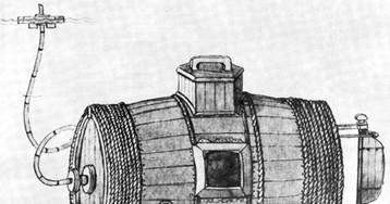 Подводная лодка ПетраI