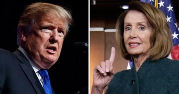 Pelosi says Trump derailed trip plans again with leak; White House calls claim 'flat out lie'