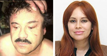 """El Chapo's threatening text messages to mistress revealed: """"The mafia kills people who don't pay or people who snitch"""""""