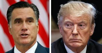 Romney backs Trump on partial shutdown, says 'I don't understand' Pelosi's position