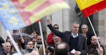 Cantó anuncia que será candidato a presidir la Generalitat valenciana arropado por Rivera